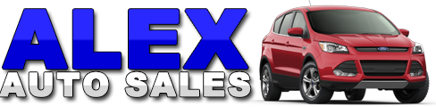 Alex Auto Sales Logo