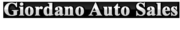 Giordano Auto Sales Logo