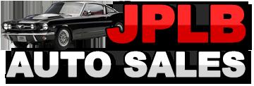 J.P.L.B Auto Sales Logo