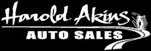 Harold Akins Auto Sales Logo