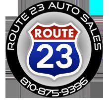 Route 23 Auto Logo