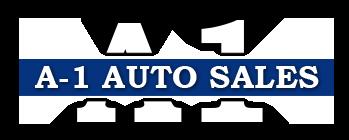 A-1 Auto Sales Logo