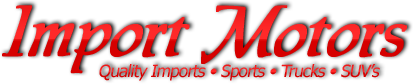 Import Motors Logo