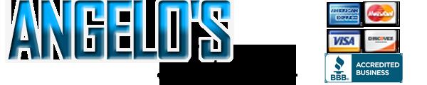 Angelo's Auto Sales Logo