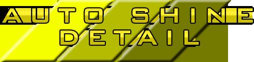Auto Shine Detail Logo