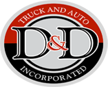 D & D Truck and Auto Inc Logo