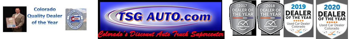 TSG Auto.com Logo