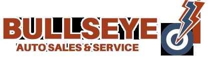 Bullseye Auto Sales & Service Logo