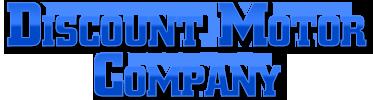 Discount Motor Company Logo
