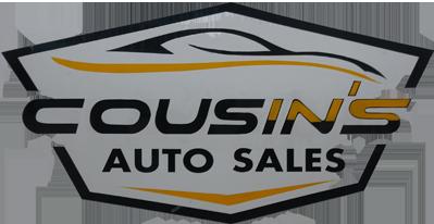 Cousin's Auto Sales 1 (Dayton) Logo