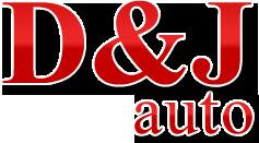D&J Sales Logo
