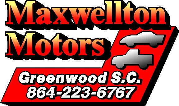 Maxwellton Motors Logo