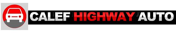Calef Highway Auto Logo