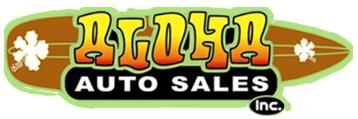 Aloha Auto Sales Logo