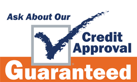 Ask About Our Credit Approval