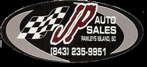 JP's Auto Sales Logo