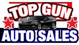 Top Gun Auto Sales Logo