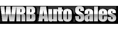 WRB Auto Sales Logo
