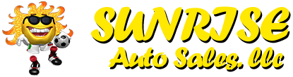 Sunrise Auto Sales Logo