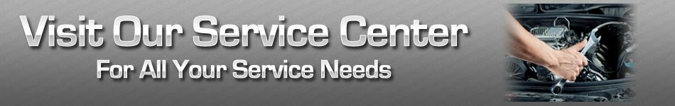 Visit our service center