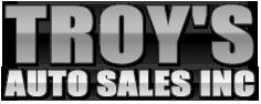 Troy's Auto Sales INC Logo