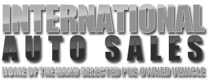 International Auto Sales Logo
