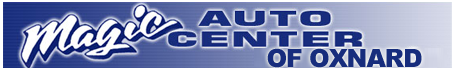 Magic Auto Center of Oxnard Logo