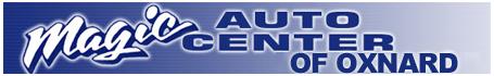 Magic Auto Center of Oxnard Logo