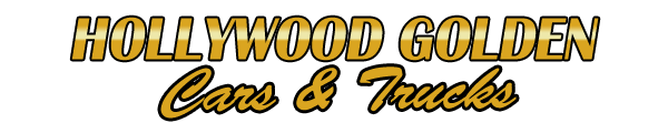 Hollywood Golden Cars And Trucks Logo