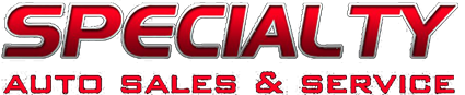 Specialty Auto Sales and Service Logo