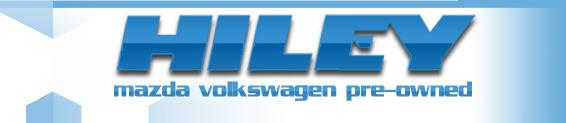 Hiley Mazda Volkswagen Preowned Logo