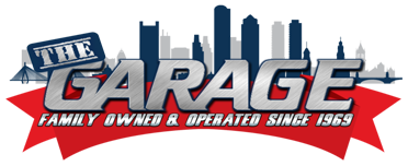 The Garage Bridgewater Logo