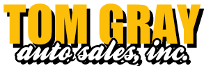 Tom Gray Auto Sales Logo