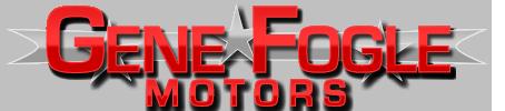 Gene Fogle Motors Logo