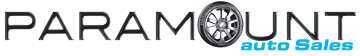 Paramount Auto Sales Logo