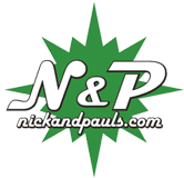 Nick & Paul's Quality Car Corner Logo