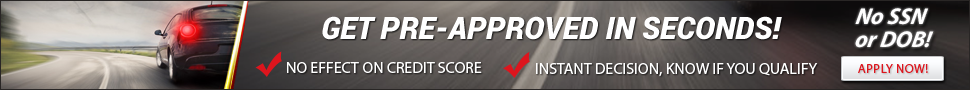 700 Credit Pre-Approval Banner