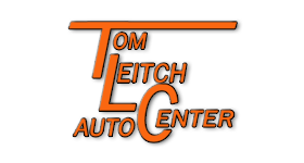 Tom Leitch Auto Center Logo