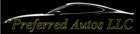 Preferred Autos LLC Logo