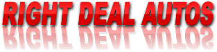 Right Deal Autos Logo