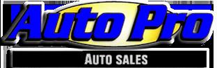 Auto Pro Auto Sales Logo