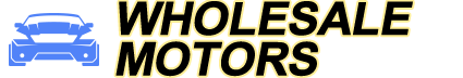 Wholesale Motors Logo