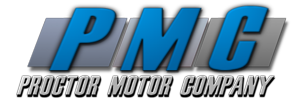 Proctor Motor Company Logo