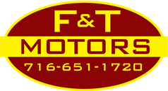 F and T Motors Logo
