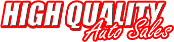 High Quality Auto Sales  Logo
