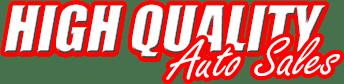 High Quality Auto Sales  Logo