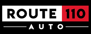 Route 110 Auto Sales Logo