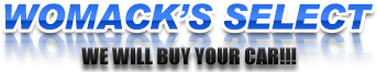 Womack's Select Logo