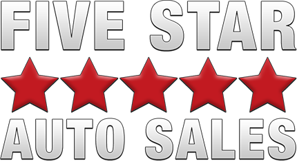 Five Star Auto Sales Logo