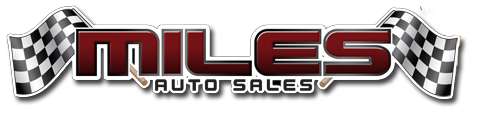 Miles Auto Sales Logo
